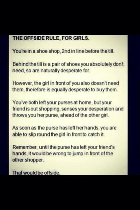 Offside rule