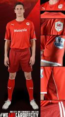 Cardiff Home Shirt