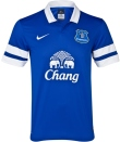 Everton Home Shirt