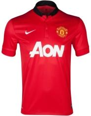 Manchester Utd Home Shirt