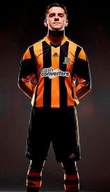 Hull Home Shirt