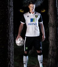 Norwich-Away-Shirt