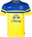 Everton Away Kit