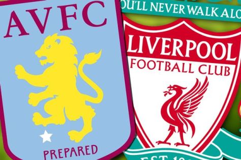 Aston Villa vs Liverpool