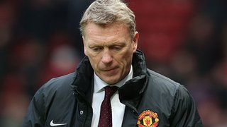 David Moyes feels the pressure