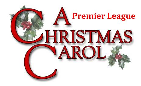 Premier League Christmas-carol