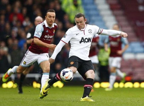 The Rooney Miracle Goal