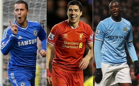 Premier League run in: Key Players